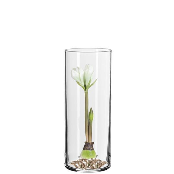 wazon tuba cylinder szklany