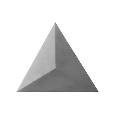 PANEL BETONOWY TRÓJKĄTNY 3D WYPUKŁY TR2